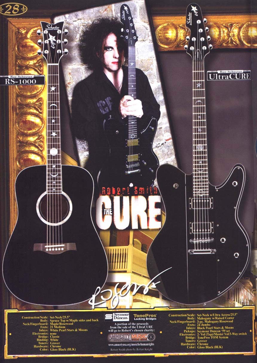 The Cure 2006