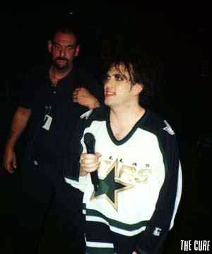 Star Of Texas >> The Cure 1996