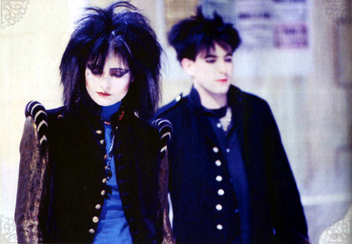Siouxsie Sioux And Robert Smith Siouxsie Amp Robert Smith