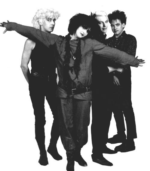 Siouxsie & The Banshees - Skreeching